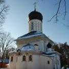 Усадьба Васильевское (Марьино). Пантелеимоновская церковь