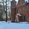 Усадьба Васильевское (Марьино), дворец