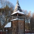 Усадьба Васильевское (Марьино), звонница на церквоном дворе