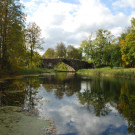 Усадьба Василёво Чертов мост