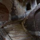 Усадьба Волышово, дворец, парадная лестница