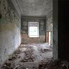 Усадьба Волышово, дворец, мансардный этаж