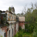 Усадьба Волышово, дворец