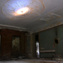 Усадьба Волышово, дворец, парадный зал