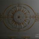 Усадьба Волышово, дворец, фрагмент убранства парадного зала