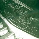 Усадьба Волышово дворец, фрагмент лестницы
