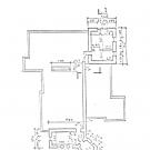 Усадьба Волышово план 2-го этажа дома управляющего