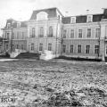 Усадьба Вороново, дворец со стороны парадного двора