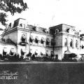 Усадьба Вороново, дворец со стороны парка