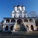 Усадьба Вязёмы, церковь Преображения Господня