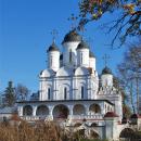 Усадьба Вязёмы, Преображенская церковь