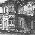 Усадьба Высокое. Фото 1977 г.