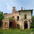 Усадьба Высокое Смоленская область, дворец Шереметевых