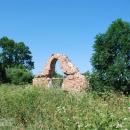 Усадьба Хворостьево, руинированная построка