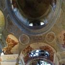 Усадьба Хворостьево, церковь Троицы Живоначальной (фрагмент интерьера)
