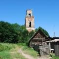 Усадьба Хворостьево, церковь Троицы Живоначальной