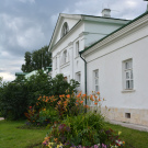 Усадьба Ясная поляна дом Волконского