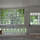 Музей-усадьба Ясная поляна дом Л.Н. Толстого, терасса