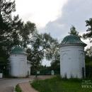 Музей-усадьба Ясная поляна, башни въезда