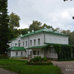 Усадьба Ясная поляна дом Л.Н. Толстого