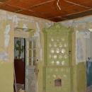 Усадьба Заключье, одна из жилых комнат главного дома