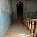 Усадьба Заключье, лестница в доме