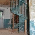 Усадьба Заключье, винтовая чугунная лестница