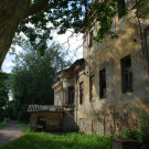 Усадьба Жеребцово, дворец