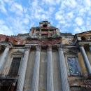 Усадьба Жеребцово, боковой фасад