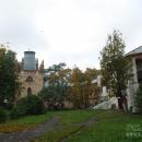 Усадьба Жерехово, парадный двор