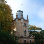 Усадьба Жерехово, башня-флигель