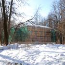 Усадьба Знаменское-Губайлово, дом управляющего