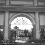 Усадьба Знаменское-Раек. Фото Е.А. Крупиновой 1960-е гг.