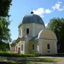 Усадьба Знаменское-Раёк церковь