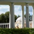 Усадьба Знаменское-Раек колоннада