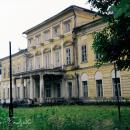 Усадьба Знаменское – Садки, главный дом со стороны парка