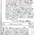 Усадьба Золино, архивный документ
