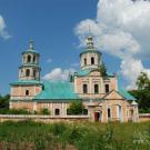 Чукавино, церковь Владимирской иконы Божией Матери