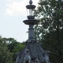 Усадьба Кузьминки, уличный светильник
