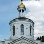 Влахернская церковь в Кузьминках