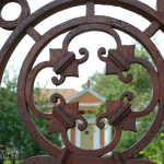 Усадьба Селихово, главные ворота