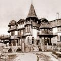 Усадьба Льялово Морозовка, главный дом усадьбы