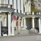 Усадьба Нескучное главное здание (Академия наук)