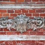 Усадьба Пречистое, декоративный элемент экстерьера