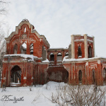 Усадьба Пречистое, дворец, 2013 г.
