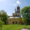 Троицкая церковь в усадьбе Троицкое-Лобаново