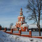 Покровская церковь в Тропарево