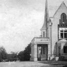 Усадьба Усово главный дом, боковой фасад
