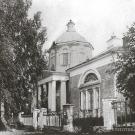 Спасская церковь в Усово, фото 1920-х гг. ГНИМА