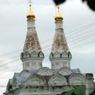 Церковь св. Духа Церковь Богоявления в Рязанском кремле